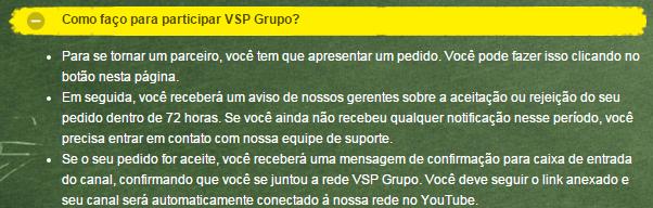 [Provado] VSP Group - Ganha dinheiro com seus vídeos do youtube! 5