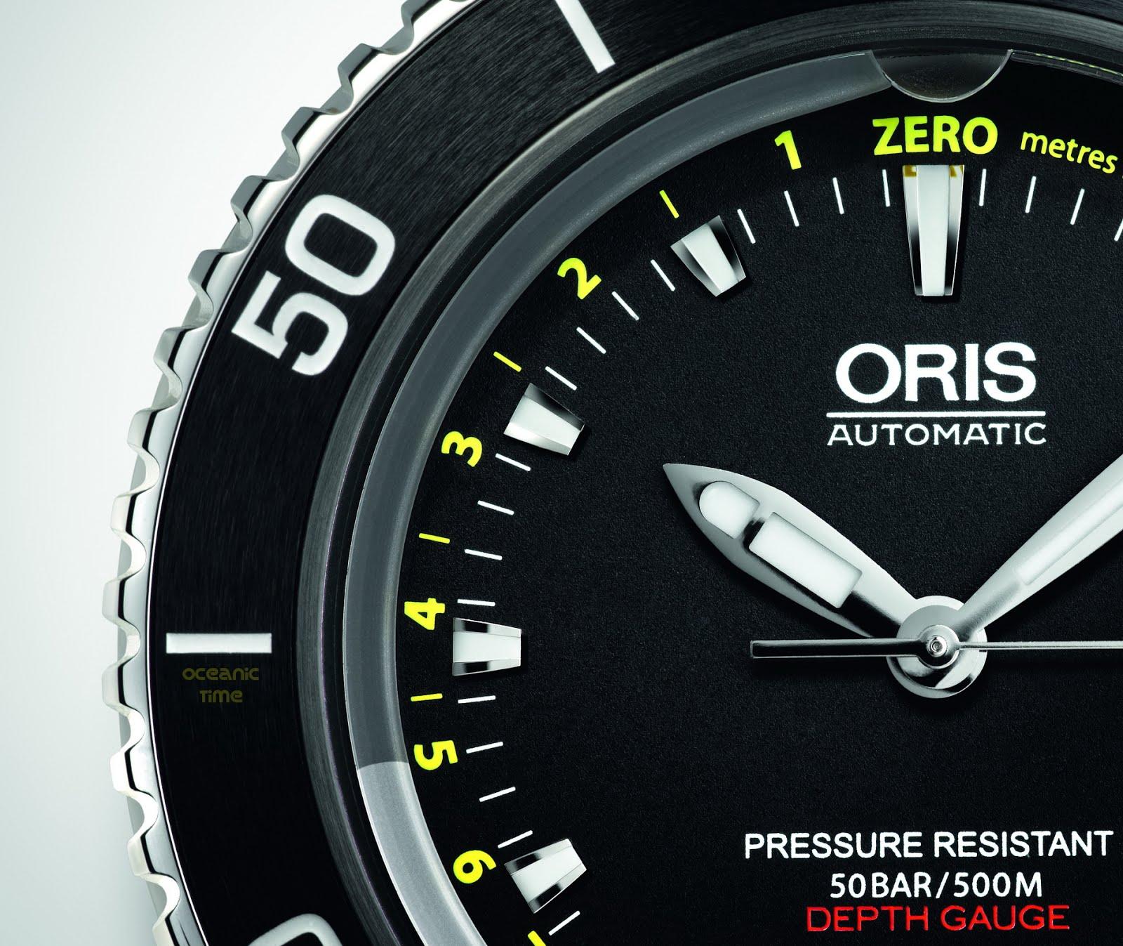 profondimetre - Une nouvelle montre profondimètre chez Oris ORIS%2BAquis%2BDepth%2BGAUGE%2B02