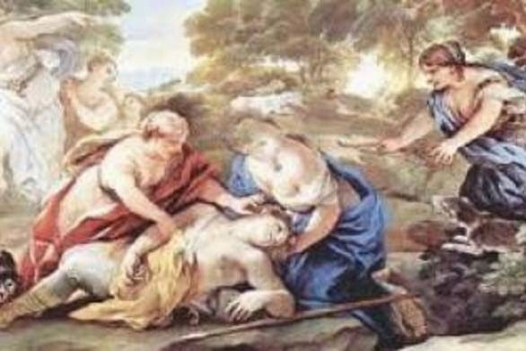 Ο Θάνατος και η Ανάσταση στην Αρχαία Ελλάδα  Tromaktiko11847