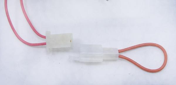 ¿Para qué vale el cable rojo del controlador Mxus 36V250W  Cablerojo