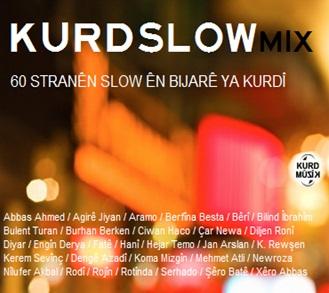 60 Stranên Slow ên Bijare ya Kurdî (2013) Kurdslowmix