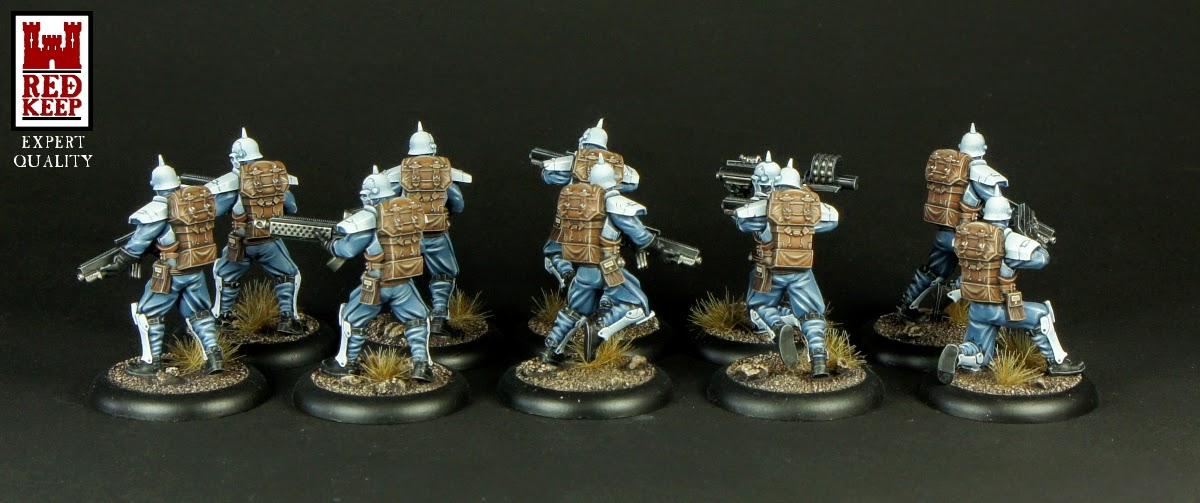 Présentation Warzone Resurrection Hussars2