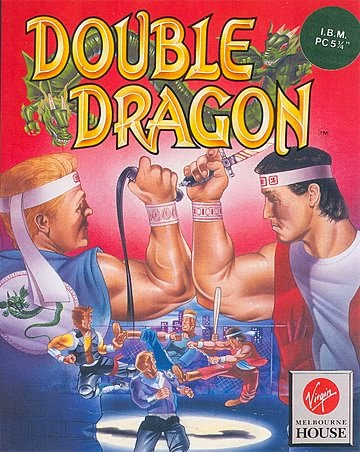 Clásicos beat em up imprescindibles Double%2BDragon%2Bcover%2Bpc