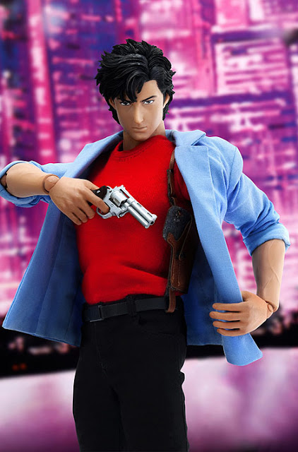 Hot Toys City Hunter: Ryo Saeba  Saeba09