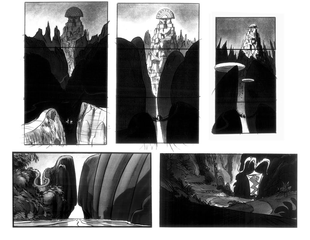 Kuzco, l'Empereur Mégalo [Walt Disney -2001] - Page 6 AntonioNavarroPortfolioOK-18