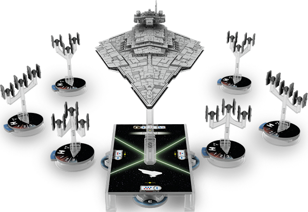 Star Wars Armada. Assemble-Your-Fleet