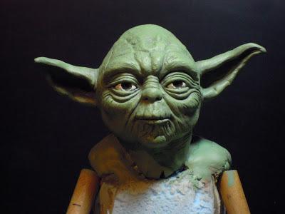 figurine Yoda - l'empire contre attaque DSCN2348
