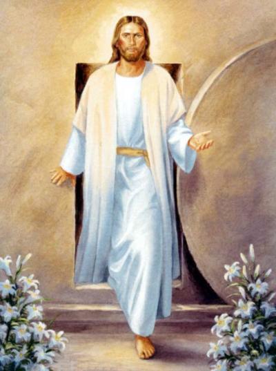 ¡Felices Pascuas! Jesus-resucito