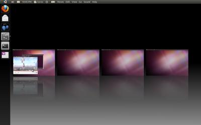 Обзор Ubuntu 11.04 Natty Narwhal Natty_compiz_unity_expose