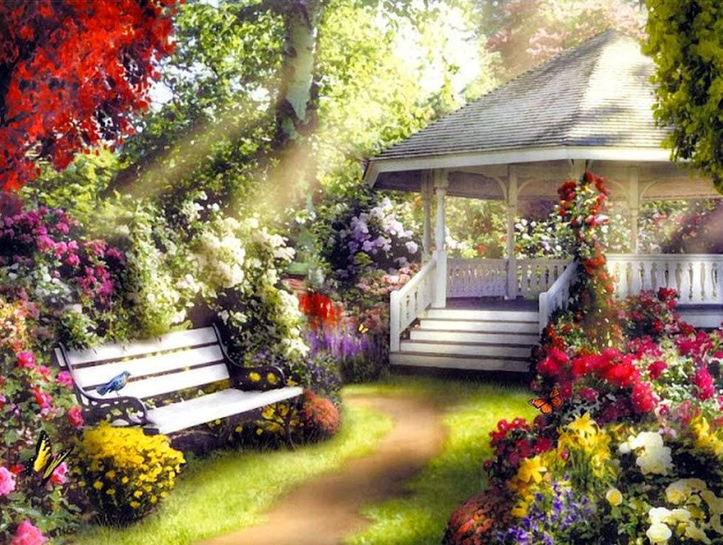 LA PRIMAVERA LLEGO¡!! Pinturas-de-paisajes-primaverales-oleos