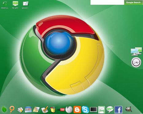 Sistema Operacional Google Chrome OS Chrome-OS