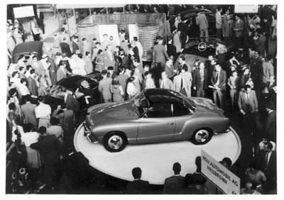 Photo salon auto d'époque 1955_KG_autosalon