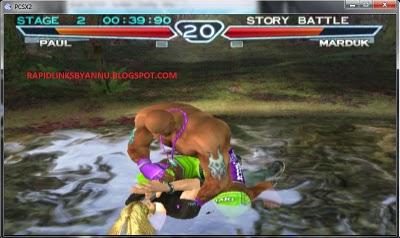 Tekken 4 for PC Mediafire Links 4