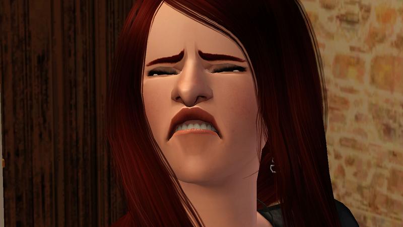 A vos plus belles grimaces mes chers Sims! - Page 5 Grimace11