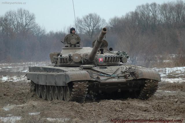 nicaragua - Nicaragua busca comprar los T-72.  Tanque%2BT-72