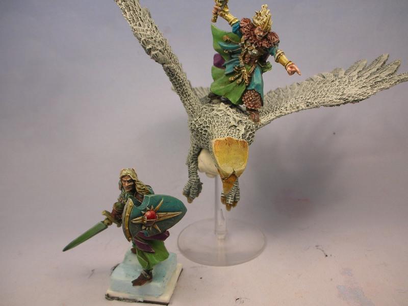 Hordes of the things Elves ElfheroesHP2