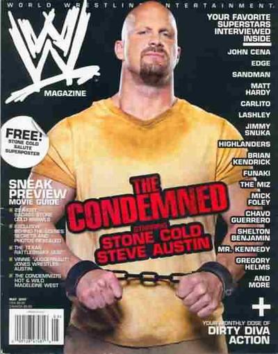 [Officiel] La WWE met fin à une institution! Wwe-magazine-may-2007