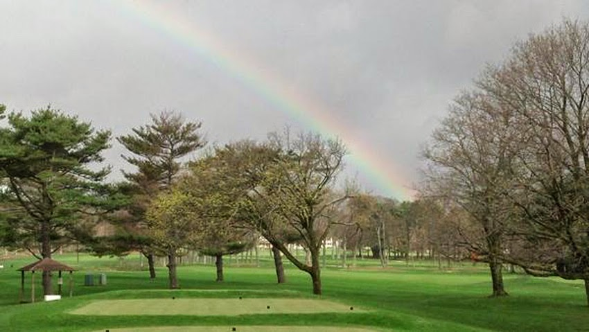 "WEATHER PHENOMENON: ""I Didn't Realize How Rare It Was,... It Was Beautiful"" - QUADRUPLE RAINBOWS Spotted On Long Island, New York! [PHOTOS] Quadruple_rainbows06"