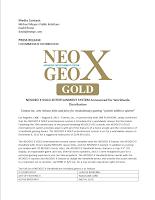 Le document presse officiel Page1