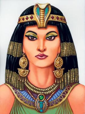 Si os digo Cleopatra