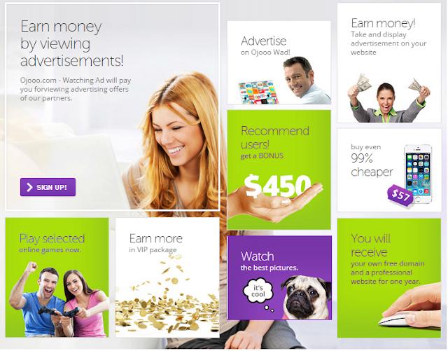 How to make money online with ojooo  Wadojoooads