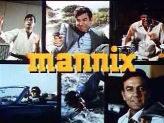 Las series que veia de niño.  Mannix-show