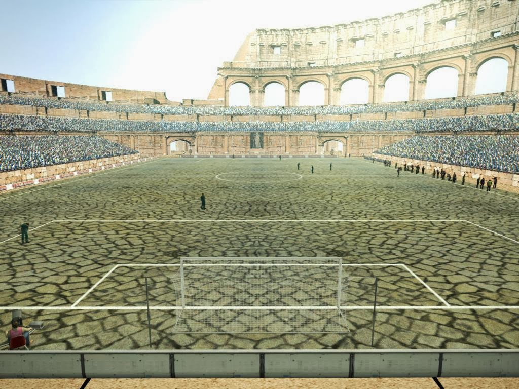El Coliseo | Stadium Fantasy - PES13 | by pdc_12 7FF