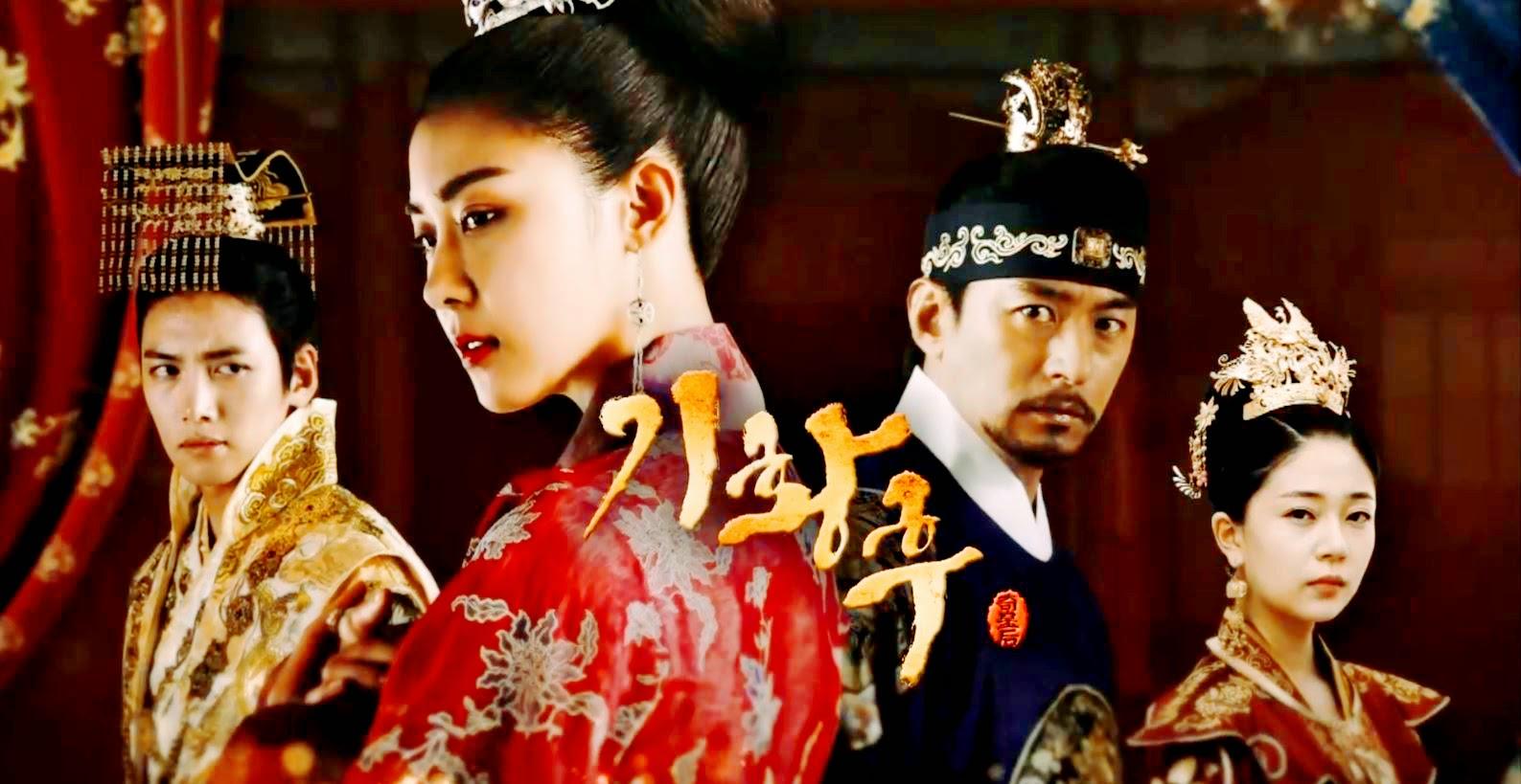 Phim tâm lý, tình cảm: Những bộ phim có rating khủng của màn ảnh nhỏ xứ Hàn Empress-ki