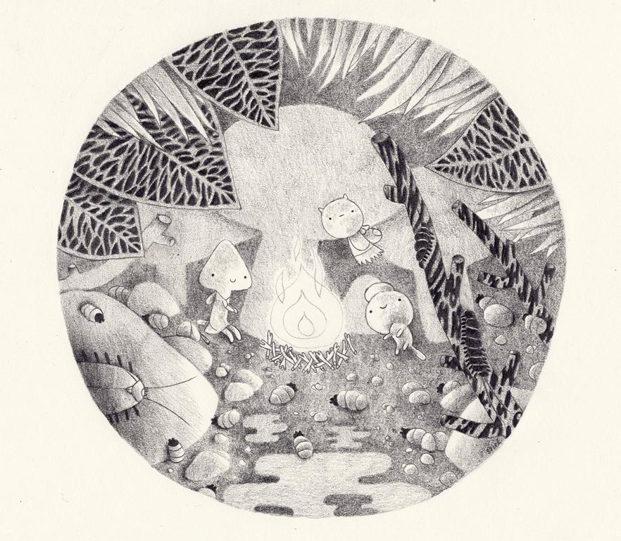 Illustration, illustrateurs (contemporains) Tri