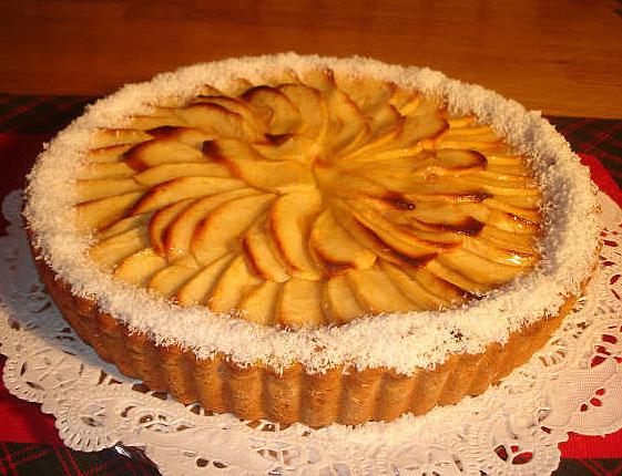FIRMA DE REGALO... ¡HAPPY BIRTHDAY TERRY!.... ENTREGANDO FIRMAS!! Tarta-de-manzana