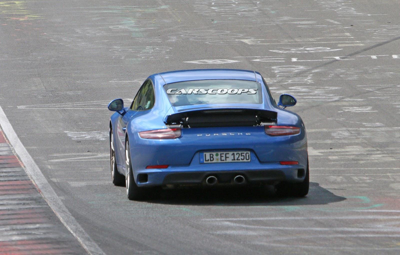 2015 - [Porsche] 911 Restylée [991] - Page 6 2017-Porsche-911-Face11