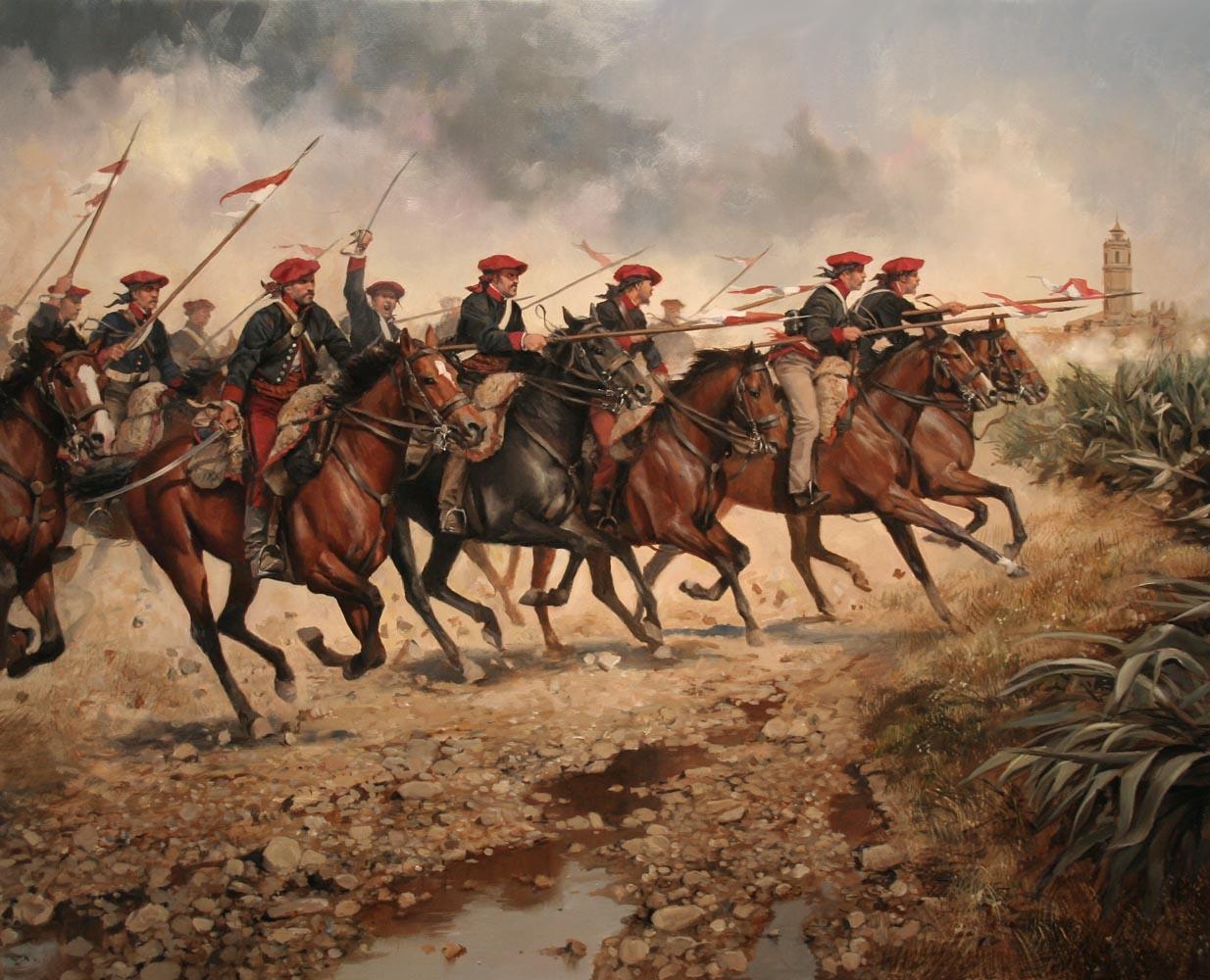 [Napoleonic Wars] España s.XIX 1ªGuerra Carlista - Página 2 En%2Bcastellon%2Bred1