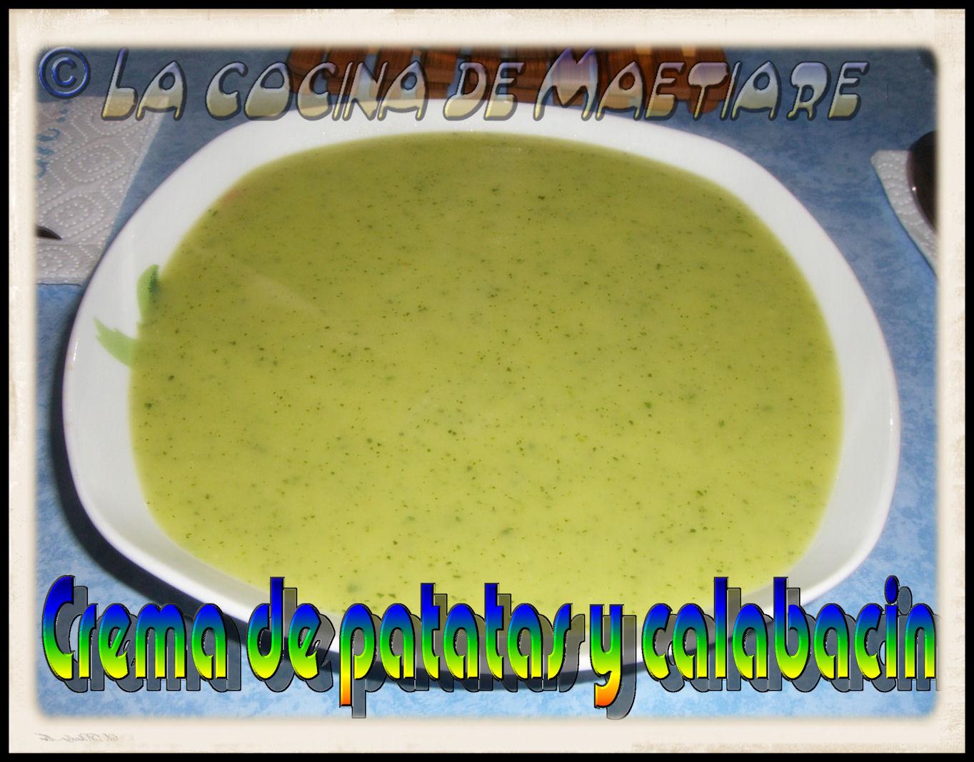 crema de patatas y calabacín CIMG1645