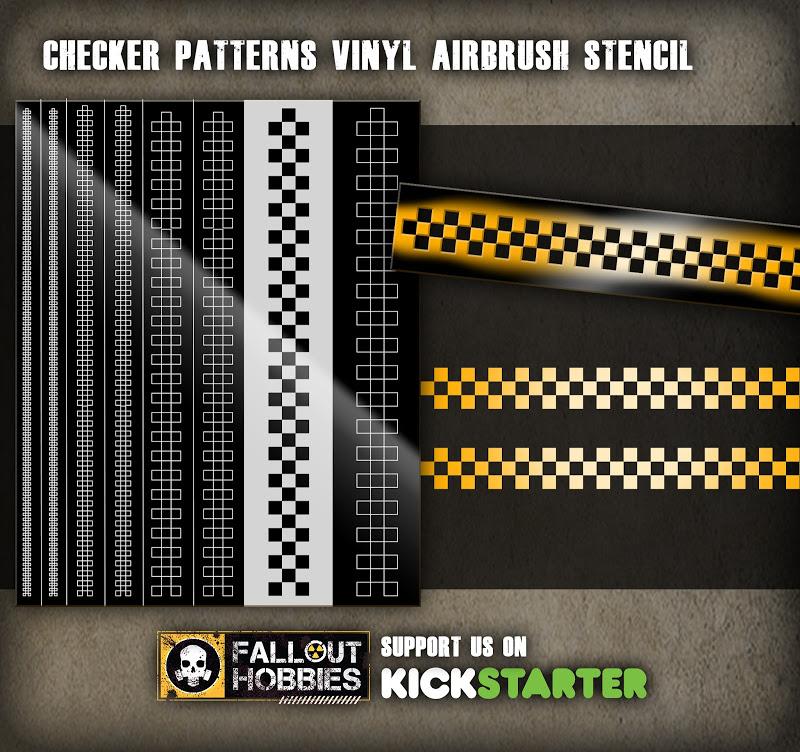 Fallout Hobbies Custom Decals Shop Kickstarter Product%2BShot-Vinyl%2BChecker%2BPattern