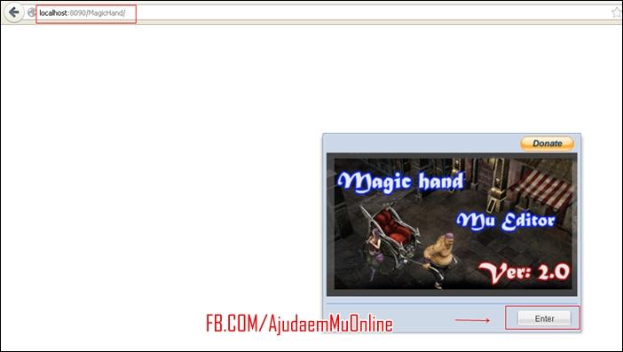 Como mudar o nome do servidor no client (onde seleciona a sala) (Com MagicHand 2.0) [Mu Online] Mudarnomedoserverpart1
