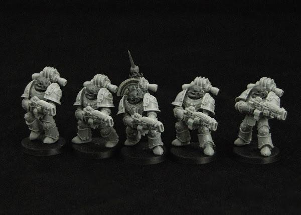 Warhammer 30k Sons of Horus  SOH_Volkite_WIP_04