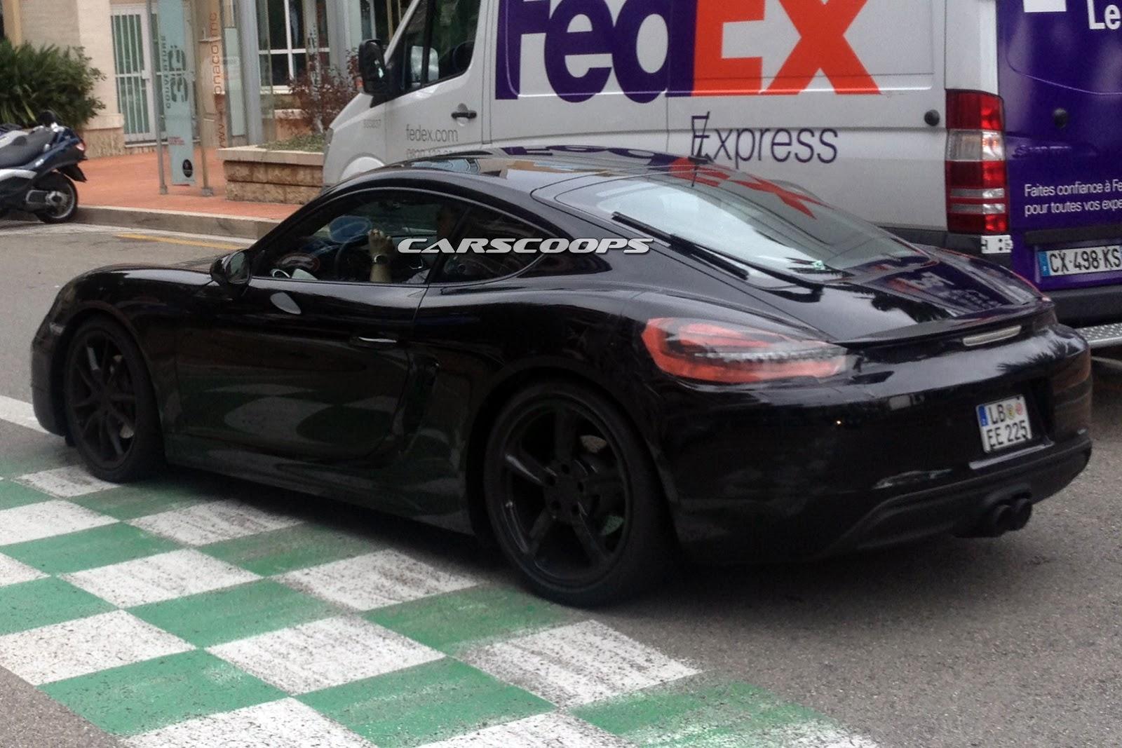 2016 - [Porsche] 718 Boxster & 718 Cayman [982] - Page 2 2015-Porsche-Cayman-FL-6
