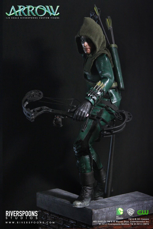 [Riverspoons Studios] Arrow 1/6 scale Riverspoons_arrow_09
