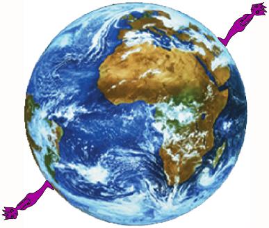 The Globe Earth Lie People%2Bon%2Bopposite%2Bsides%2Bof%2Bthe%2Bearth