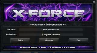 AUTODESK 2014 ALL PRODUCTS ACTIVATOR (X32 & X64) WINDOWS + MAC BungaNajwa.Com-Cover