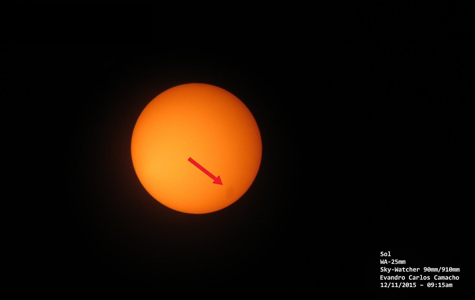 Astrofoto - Sol IMG_1822