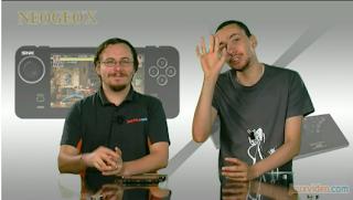 La présentation Handheld par jeuxvideo.com Jv