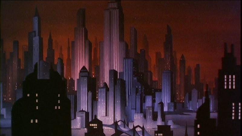 Description évolutive de Gotham City 41.2
