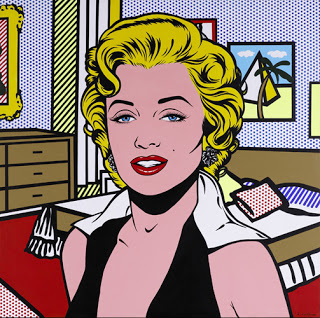 [Jeu] Association d'images - Page 20 Roy_lichtenstein__marylin_monroe_1996