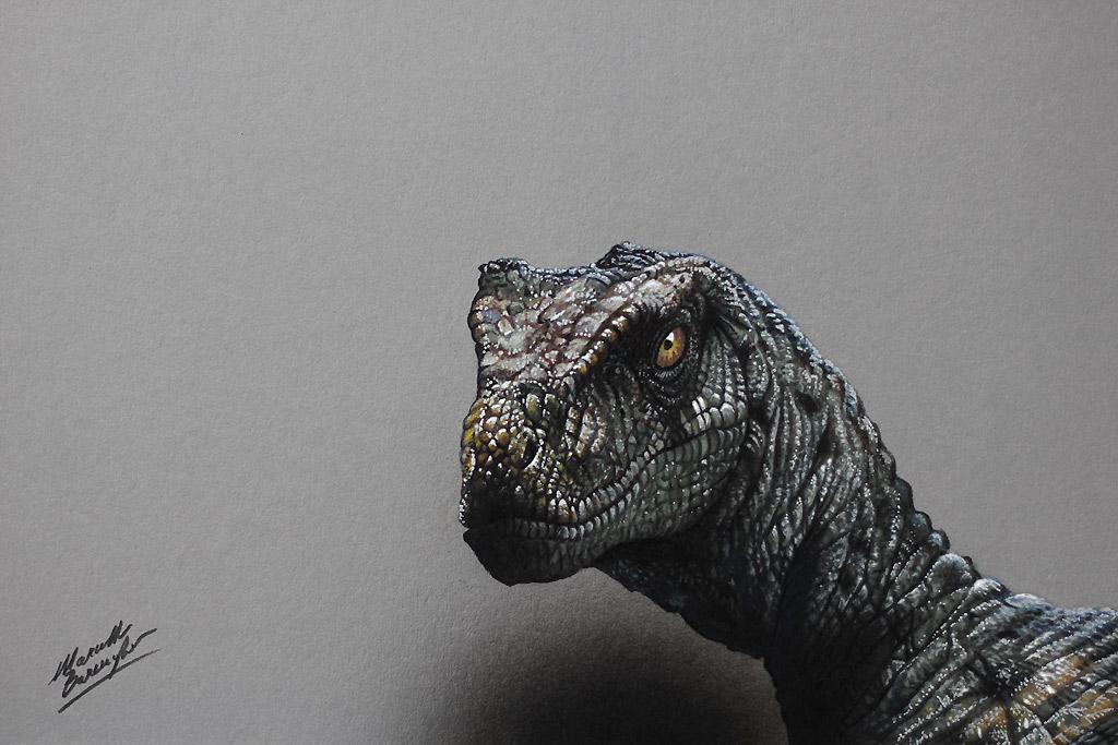 Marselo Barenđi Dinosauro