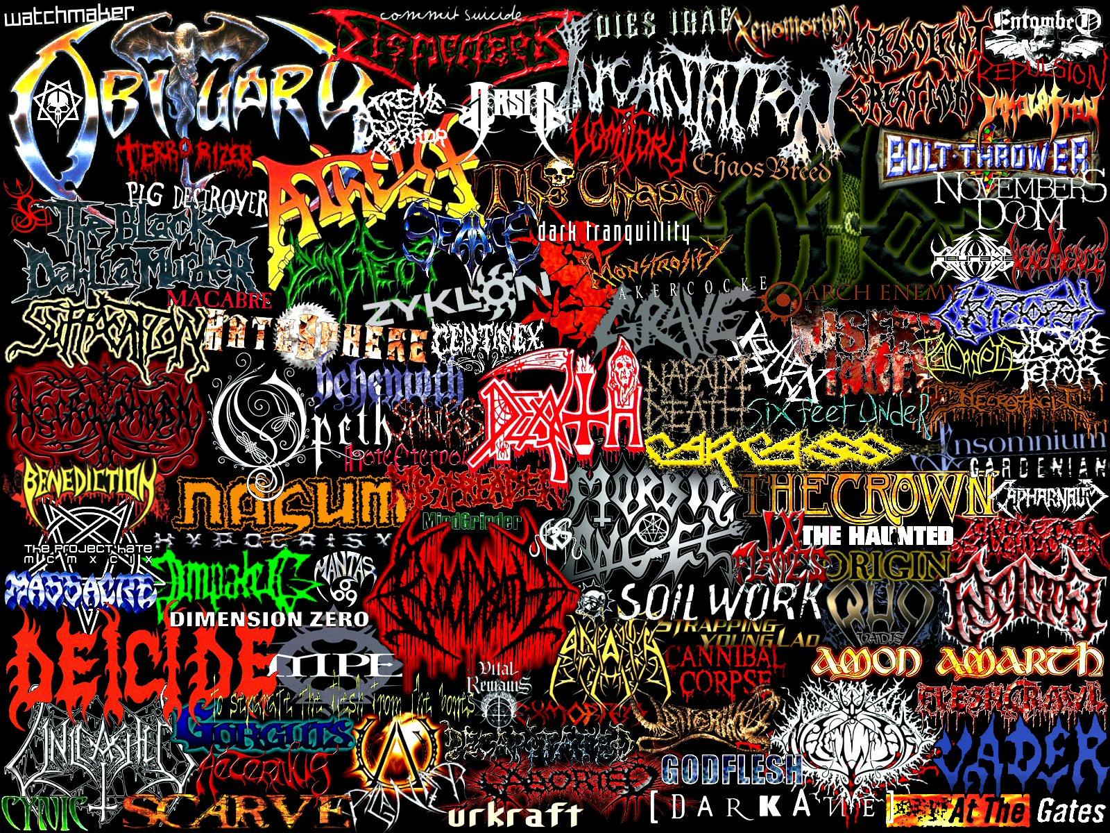 UP THE IRONS-Το καλύτερο rock ραδιόφωνο!  Death-metal