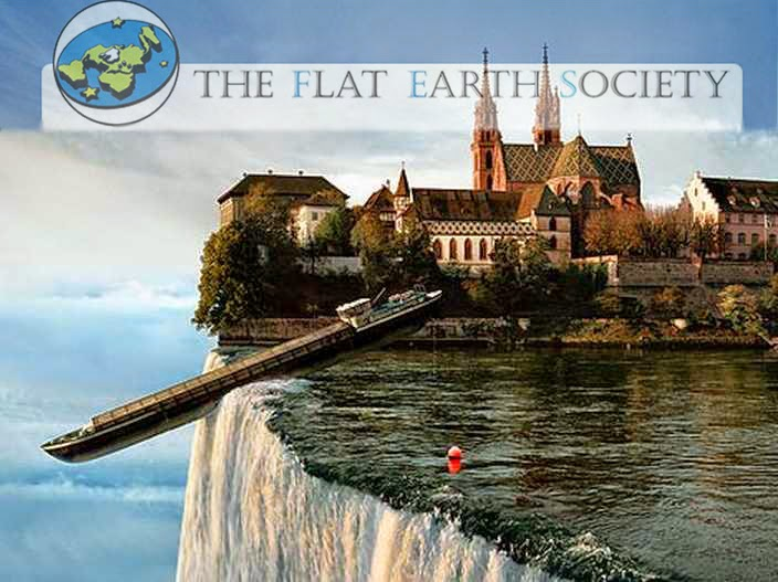 The Flat Earth Society is Controlled Opposition! Flat-earth-society