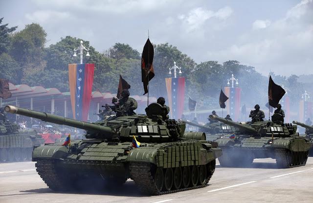 """Venezuela realiza """"Ejercicio Nacional Escudo Bolivariano"""" en respuesta a USA.. - Página 2 Foto"""
