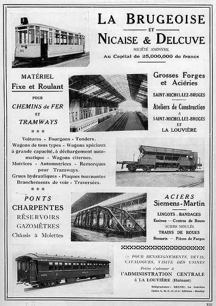 Péliméon, réseau Ho - Hom - Page 3 423px-La_Brugeoise_adv