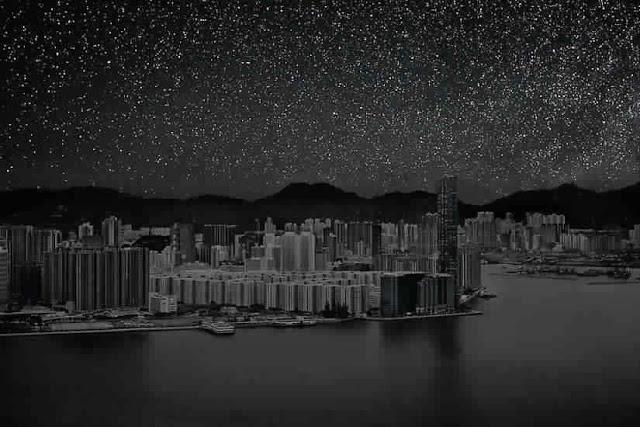 كيف ستبدوا المدن الكبرى لو خيم عليها الظــلآم الدامـس ..؟! Hong%2BKong2